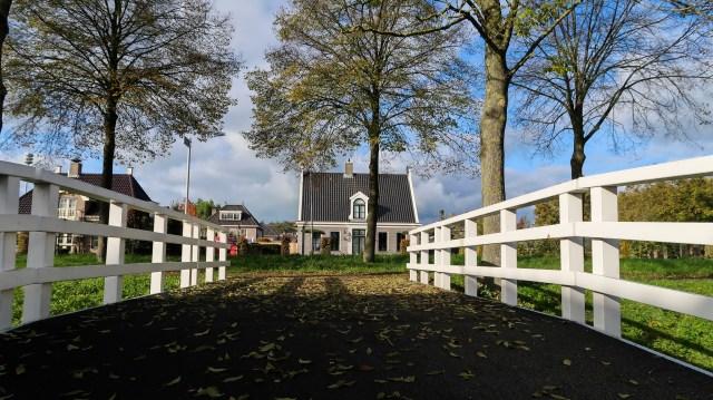 Beemster in Beeld - Middenweg fietsbrug plan De Keyser fase 3