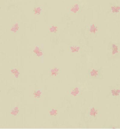 Fotomurale linguaggio delle farfalle con un disegno eccezionale darà un effetto impressionante ad ogni stanza. Cole Son Carta Da Parati Farfalle Peaseblossom Linen Pink