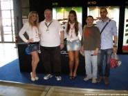 Foto di gruppo con gli amici siciliani... e non solo