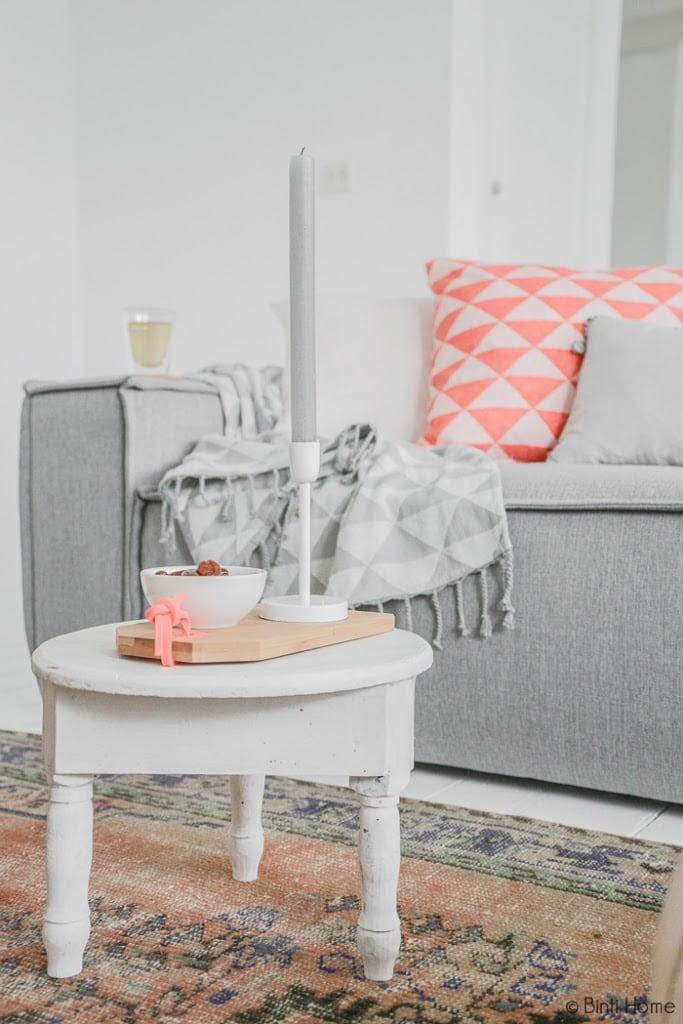 Marokkaans bijzettafel woonkamer styling   Binti Home