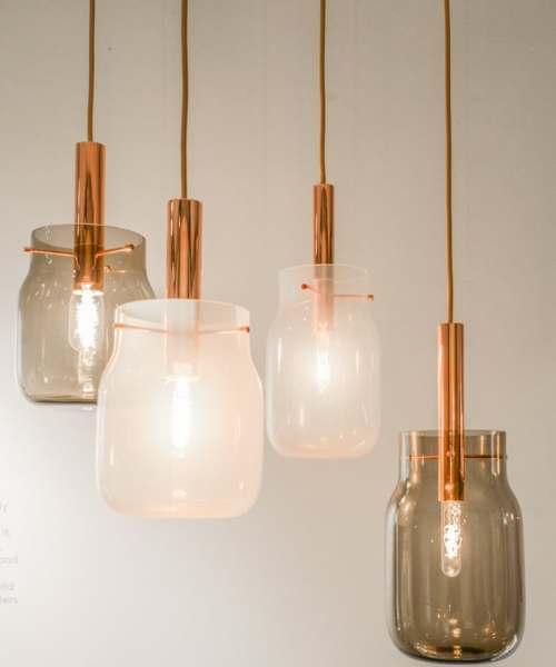 Dechem Studio Bandasky light Salone del Mobile Ifuori Milan designweek ©BintiHome