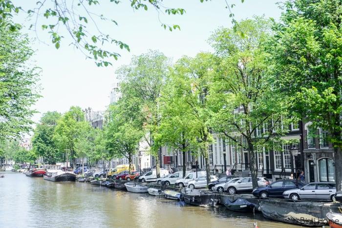 Amsterdam Grachten ©BintiHome
