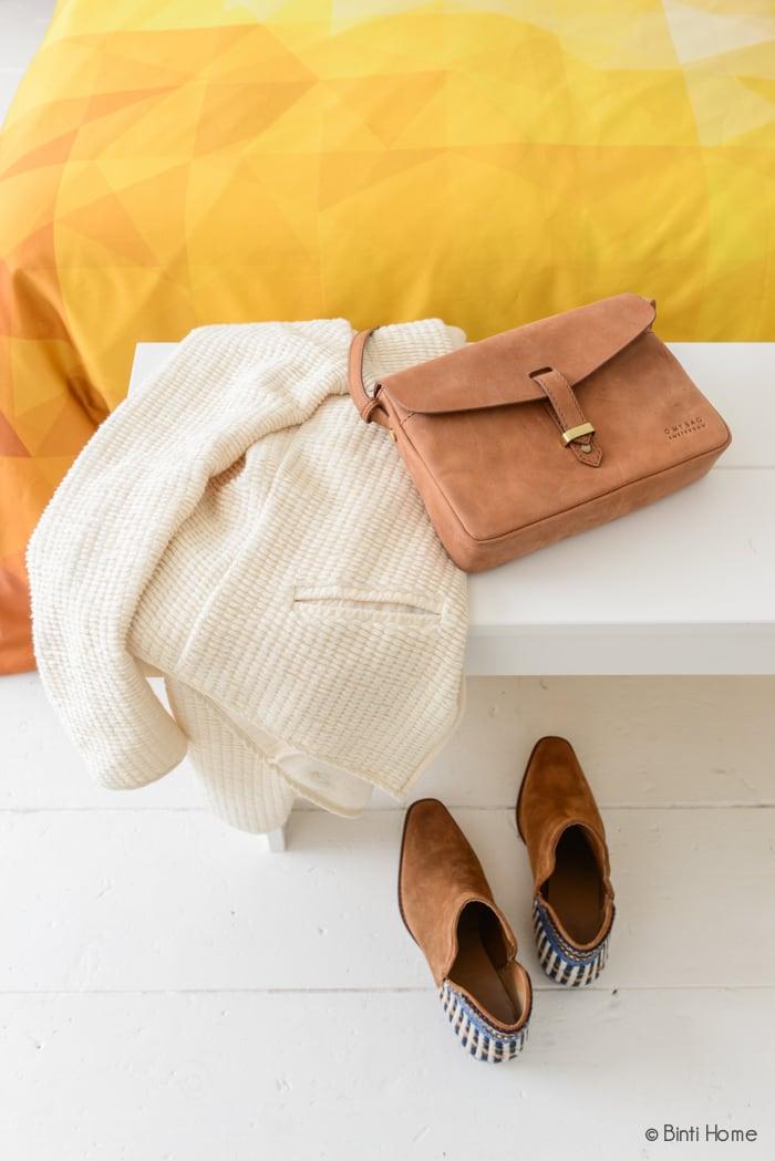 Ally Bag Midi Eco camel Oh My Bag Amsterdam styling©BintiHome