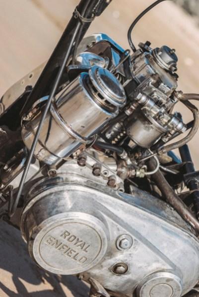 moteur Royal Enfield Taurus