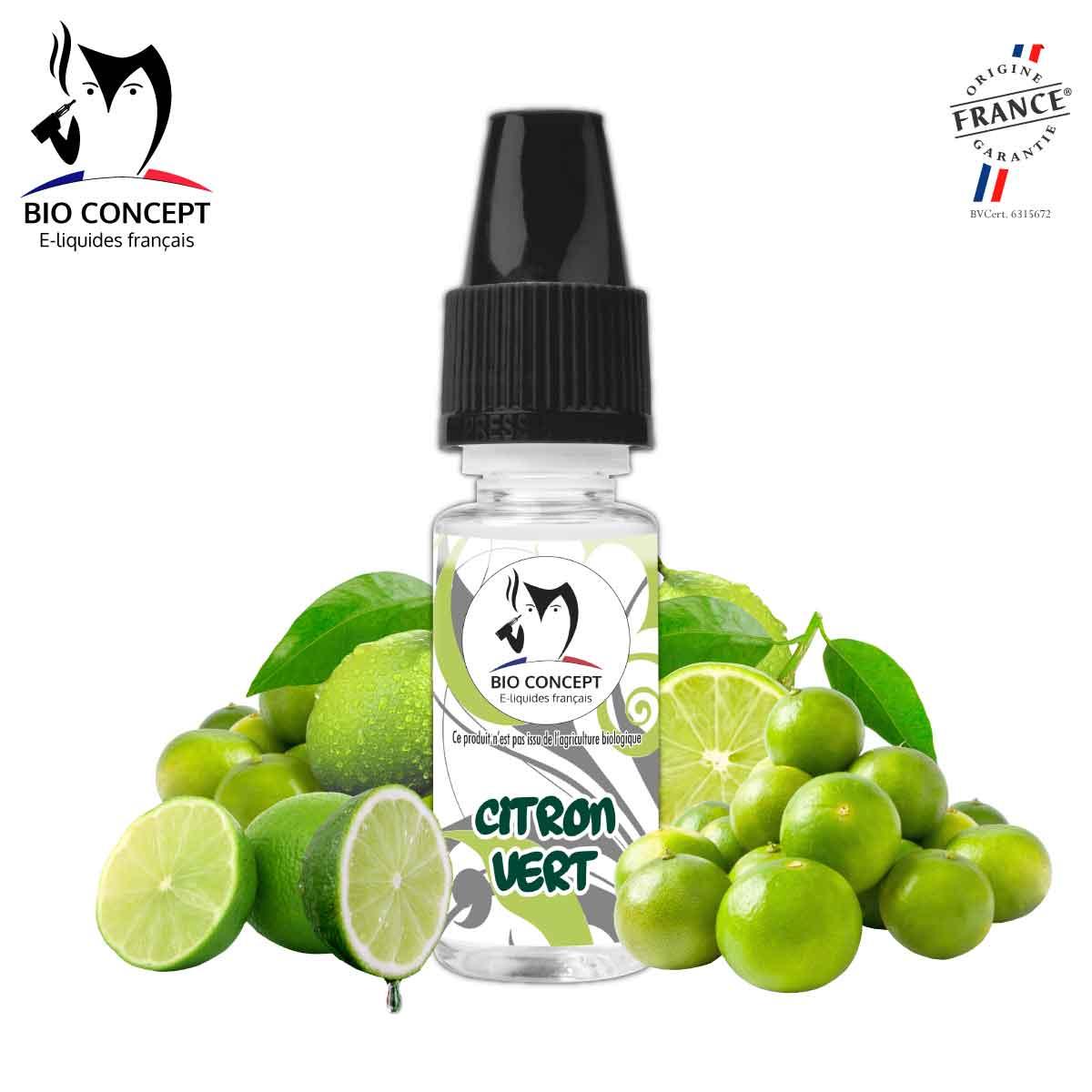 citron vert arome naturel diy pour e liquide