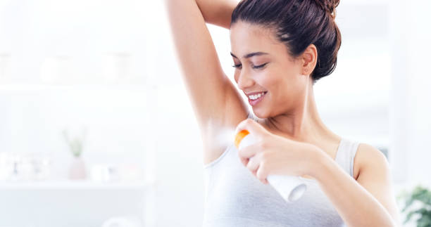déodorant spray