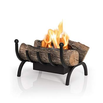 Bio-Ethanol Fire Grate Burner Designs