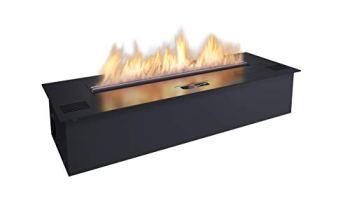 Planika PrimeFire Automatic Ethanol Burner 1000 mm with Remote Control and Glass Panel