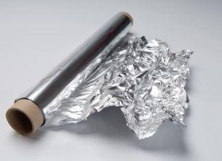 Le papier d'aluminium: un danger dans notre cuisine