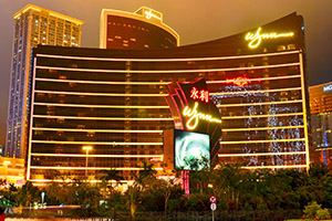 Wynn Macau has bio oxygen installed
