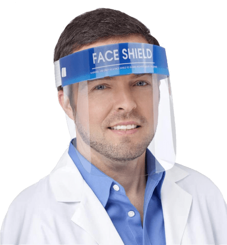 Protective Face Shield Image