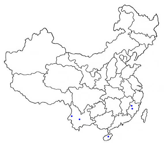 Blank Map Of China Provinces.Provinces China Blank Map