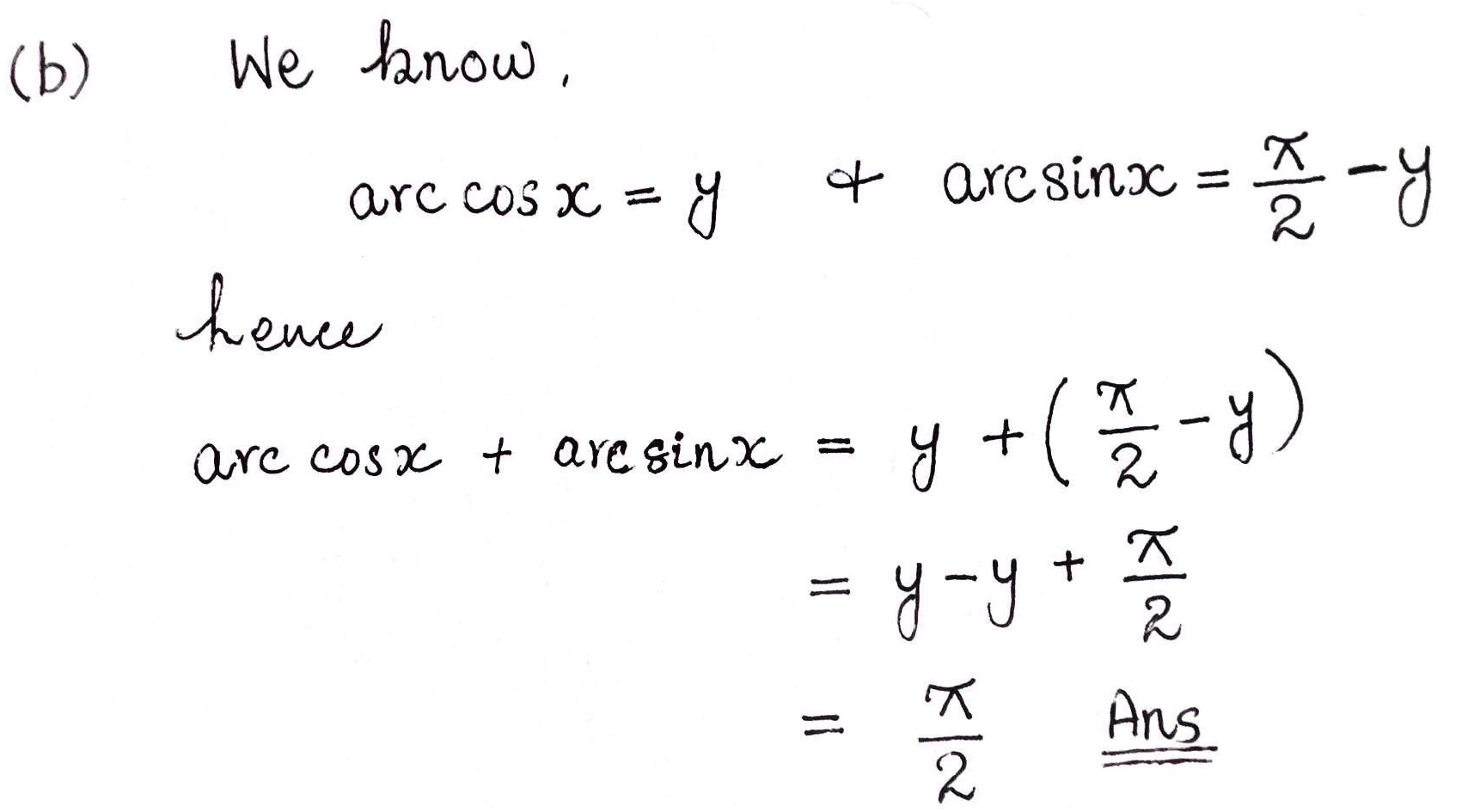 Edexcel Maths C3 Jan Q8 Ii