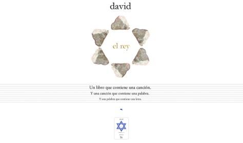 david el rey la historia espiritual
