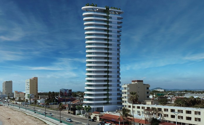 BIO Penthouse – Frente al mar en Mazatlán