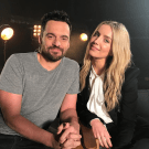 Jake Johnson dan Anabelle Wallis