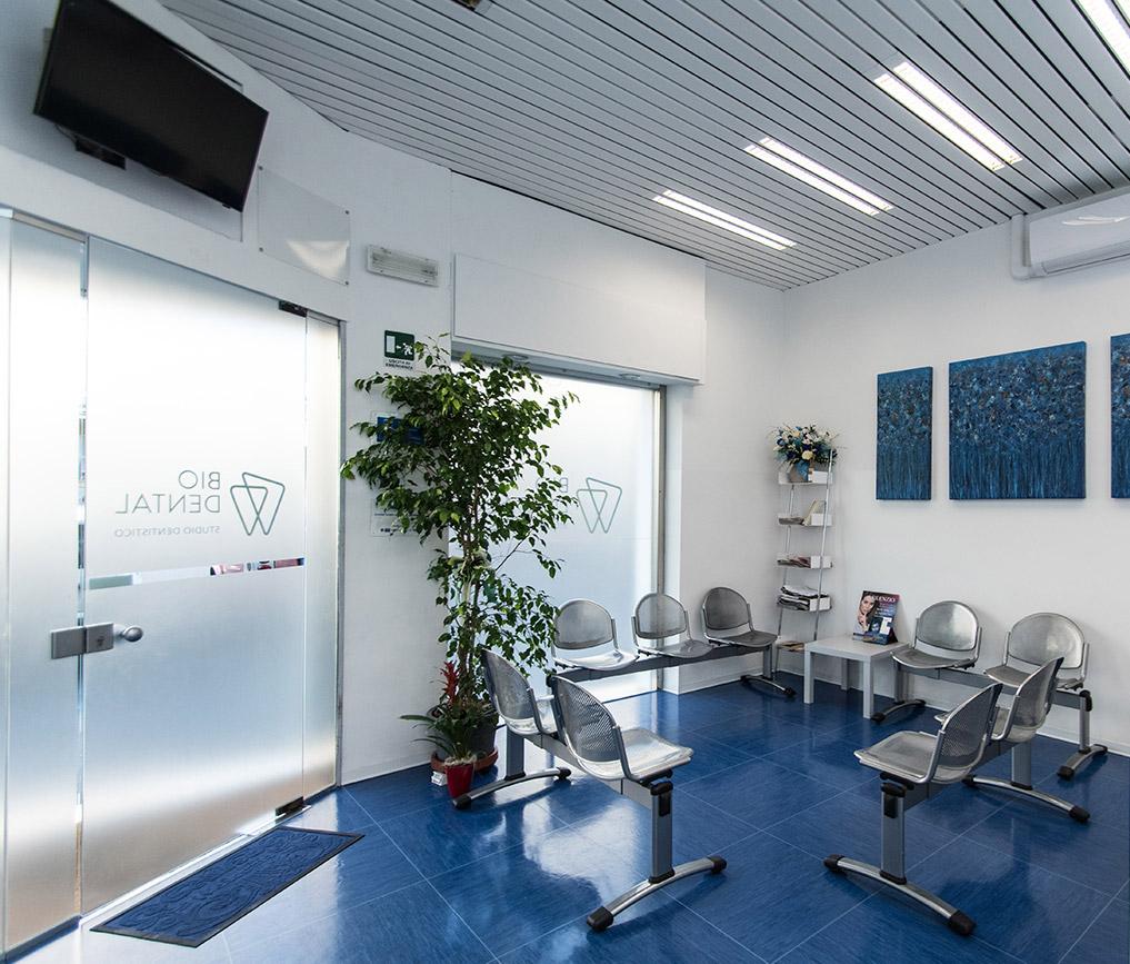 Studio-Biodental-Genova-sala-attesa
