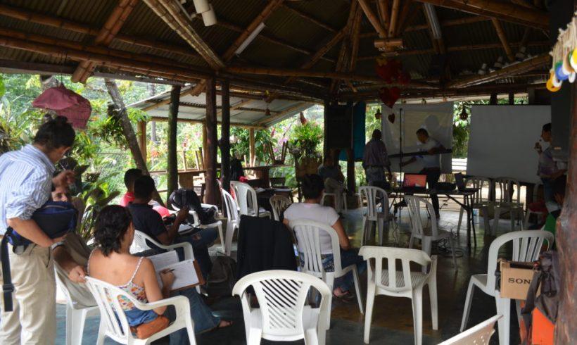 1era Fase para la Declaratoria de un área protegida en Ecoparque Pance, Santiago de Cali: Aprestamiento y Diagnóstico