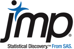 jmp sas data analysis logo