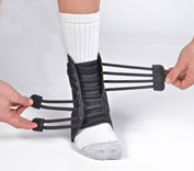 RAPID Zap Ankle Orthosis