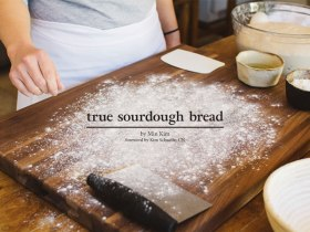 True Sourdough Bread by Min Kim