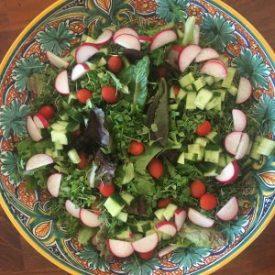 favorite salad dressing