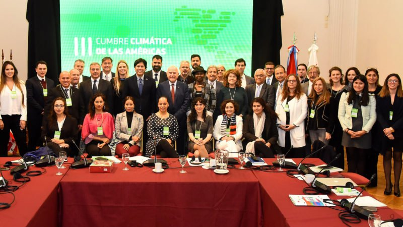Cumbre climática: Lifschitz advirtió que el modelo económico actual es poco cuidadoso con el planeta