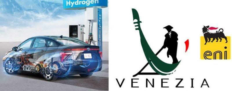 Venecia quiere convertirse en la capital del hidrógeno