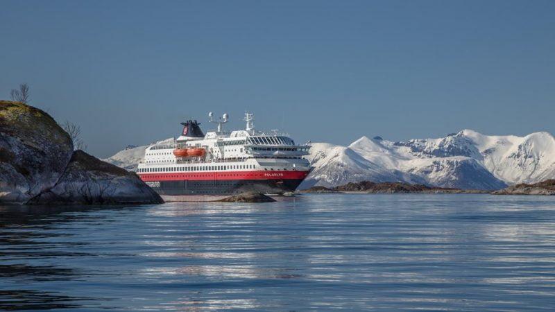 Prueban biodiesel en un crucero noruego
