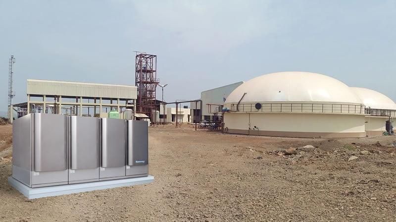 En la India generarán energía eléctrica con biogás y celdas de combustibles SOFC