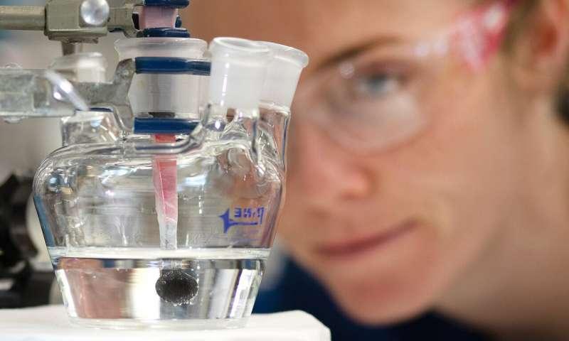 Un nuevo catalizador podría ser la llave para la producción de hidrógeno por electrólisis
