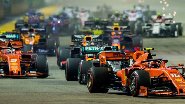 FIA entregó los primeros barriles de biocombustible a los fabricantes de motores de autos de Fórmula 1