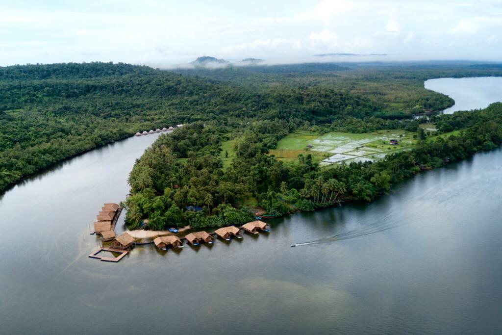 Gucci compra medio millón de toneladas de carbono a Camboya