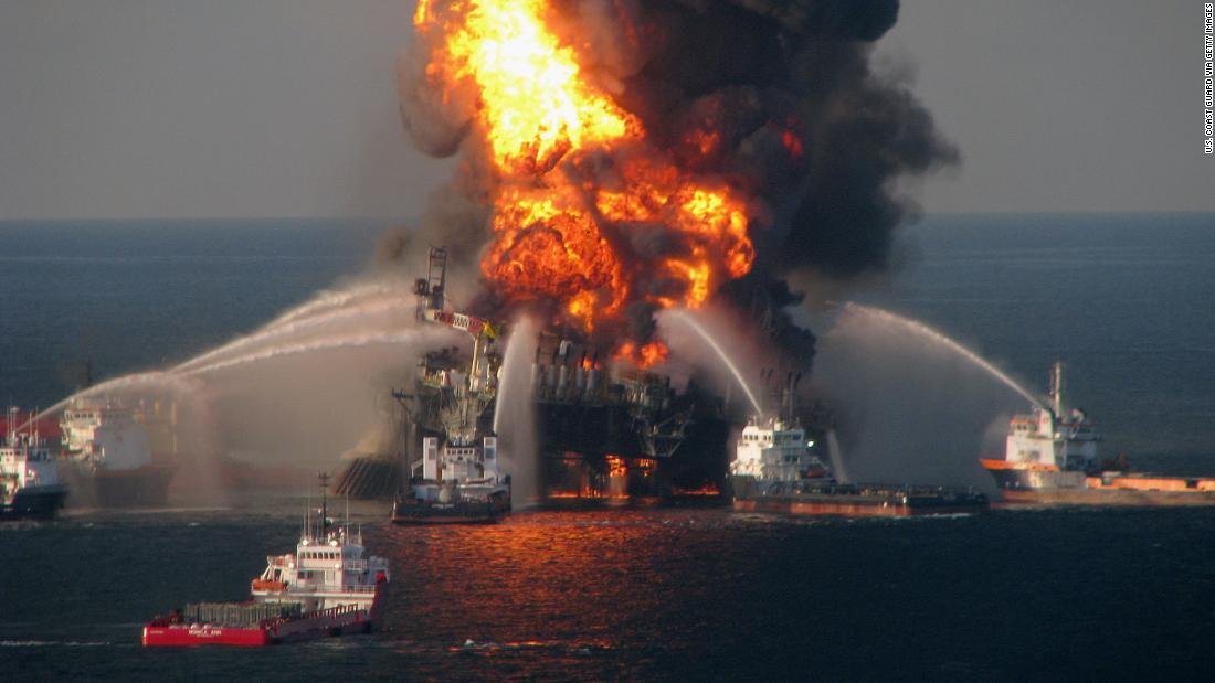 Horizonte profundo: estudio encuentra que el derrame de petróleo fue mayor al que se creía