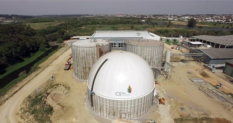 Biogás, un aliado al boom de las proteínas animales en Brasil