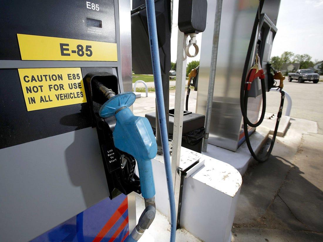 El USDA migra su flota de vehículos a biocombustibles