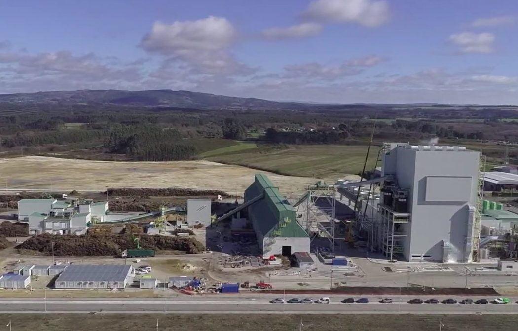 Planta de biomasa de 50 MW inicia operaciones en España