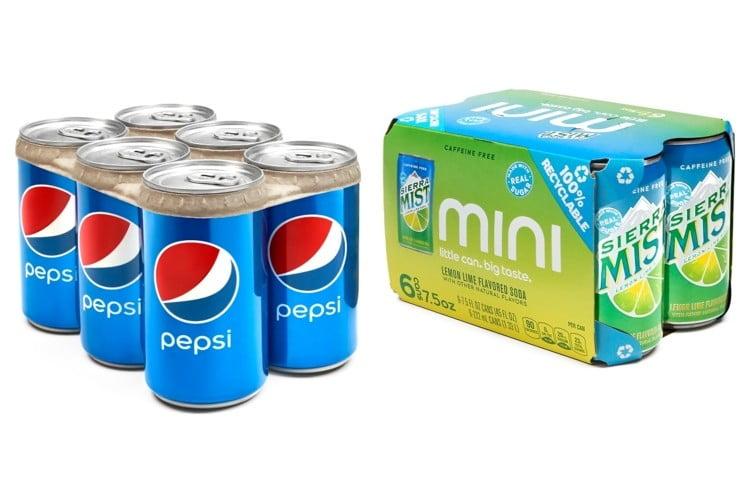 Pepsi prueba nuevos embalajes sustentables