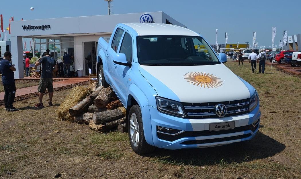 Volskwagen presente en Expoagro con toda su gama de productos