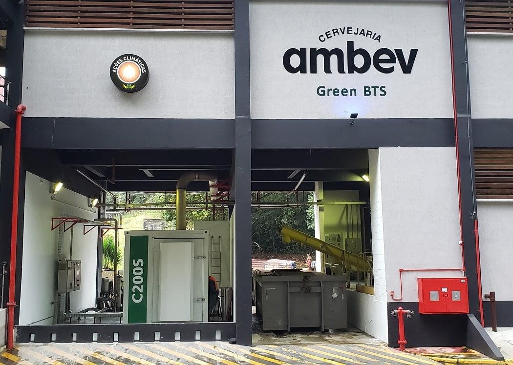 La gigante cervecería brasilera Ambev incorpora microturbinas para reducir sus emisiones de CO2