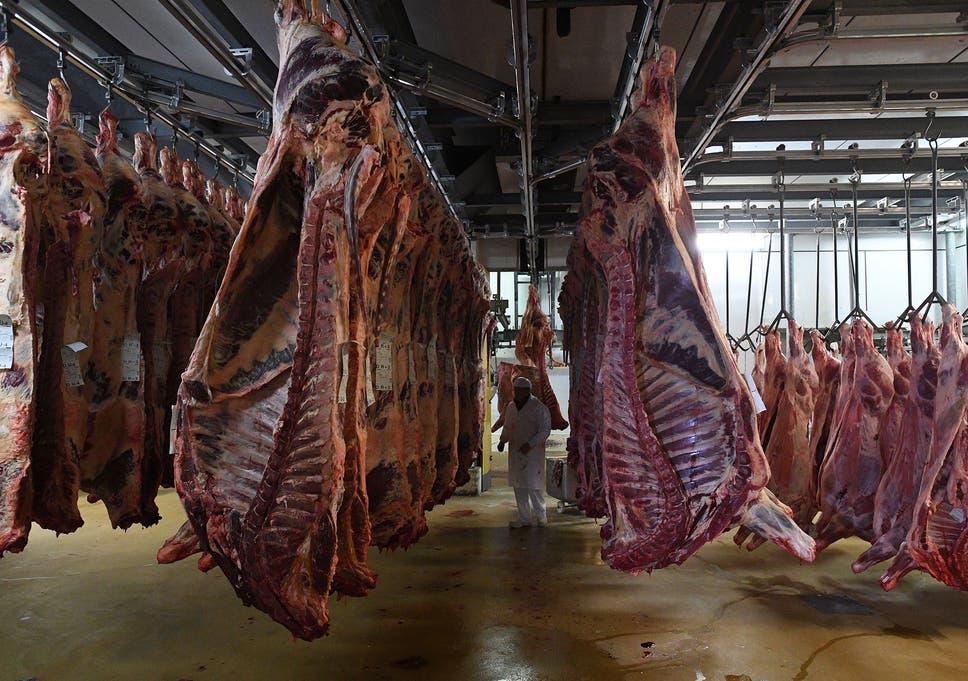 El USDA comprará U$S 470 millones en excedentes de carne, lácteos y otros alimentos