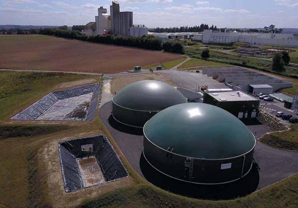 Francia ya cuenta con 100 estaciones de inyección de biogás a la red de gas natural