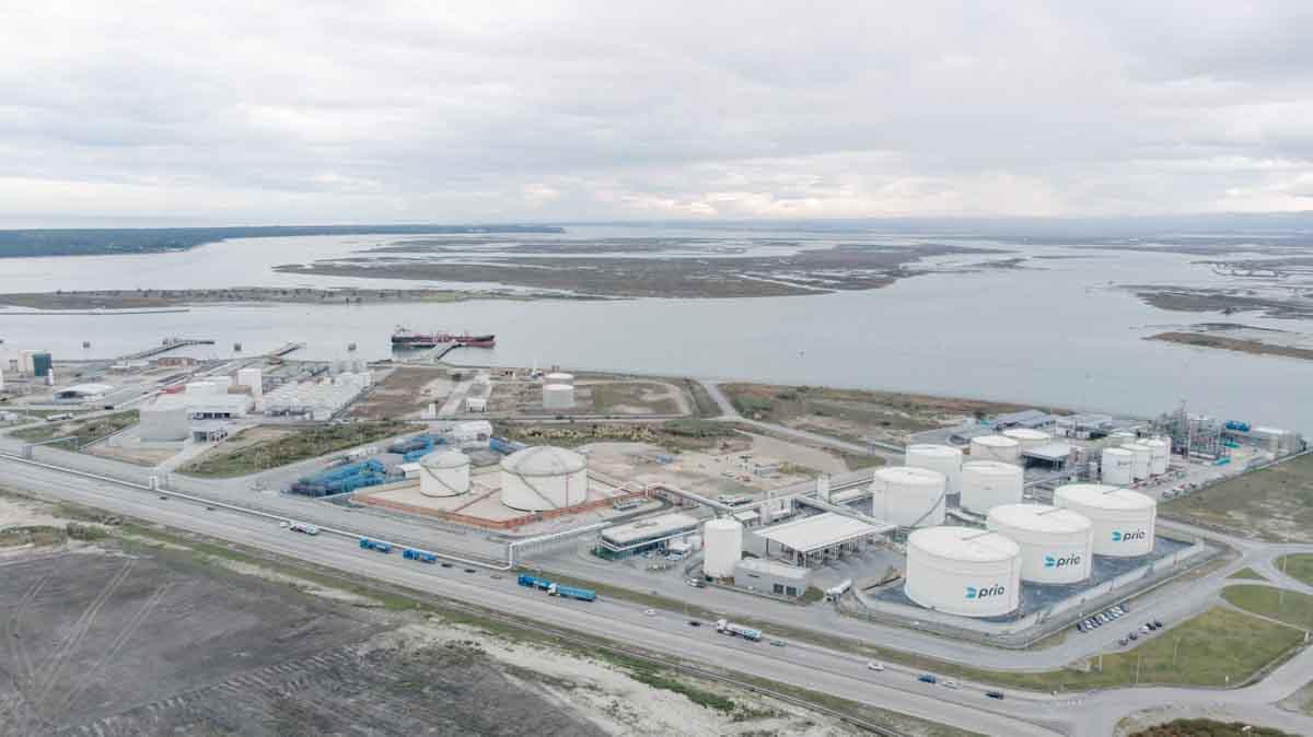 Incorporando biodiesel, Prio da el primer paso en la descarbonización del transporte marítimo en la Península Ibérica