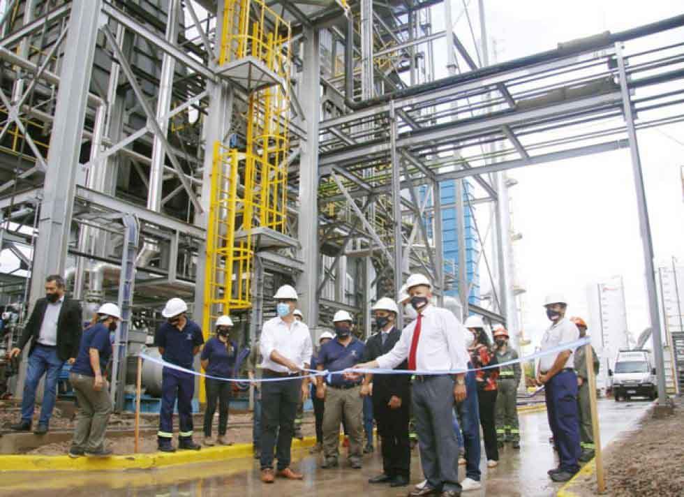 Economía Circular en el Chaco: invierten U$S 43 MM para generar 19 MW a partir de subproductos de la industria forestal