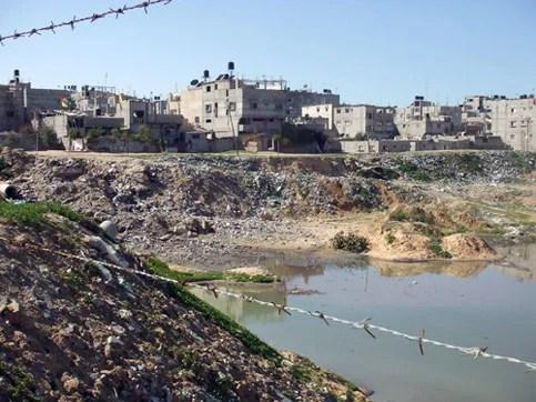Waste Management Gaza