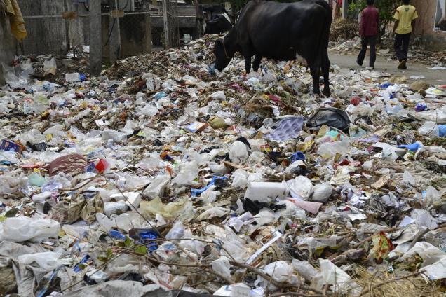 Garbage_Bangalore