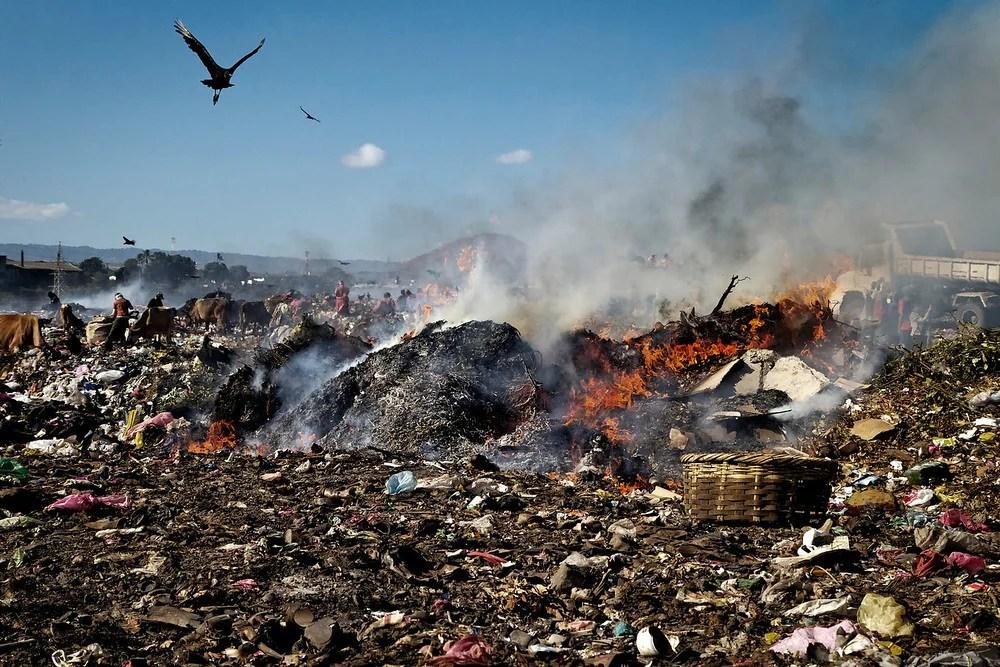 trashburning