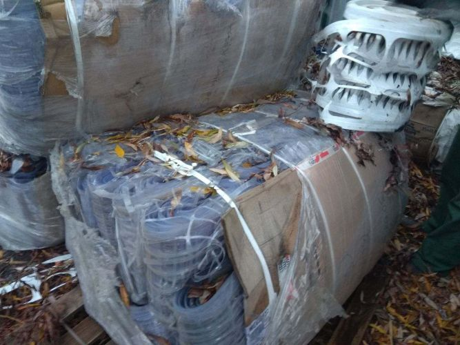 PVC-waste
