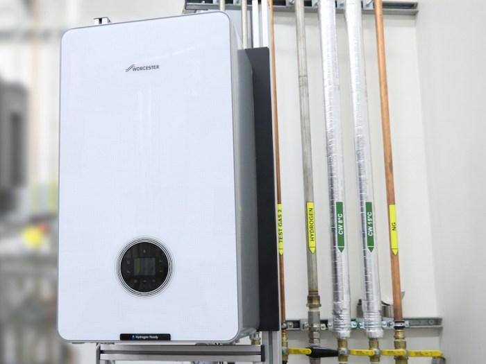 hydrogen-boiler