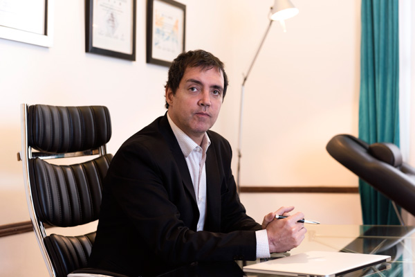 Doctor Dario Borras